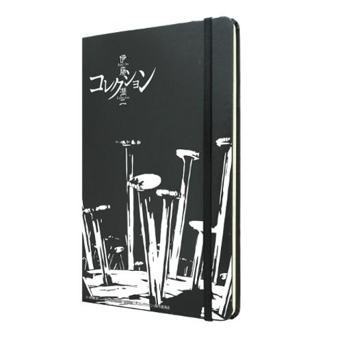キャラカバーノート「伊藤潤二『コレクション』 」01/釘デザイン画像