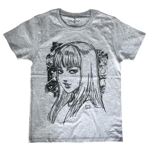 伊藤潤二『コレクション』 / 富江Tシャツ画像